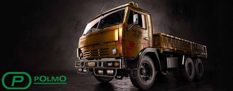 шасси грузового авто